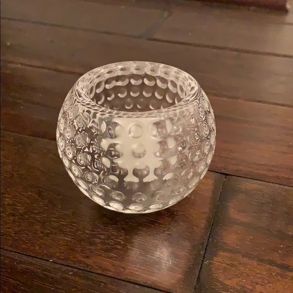 Partylite Golf Ball Votive Candle Holder